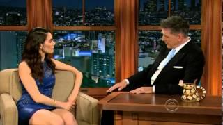 TLLS Craig Ferguson - 2013.02.06 - Emmy Rossum