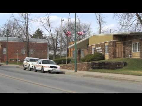 Slain Keokuk County Officer Eric Stein's Body Returns to What Cheer