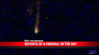 UFO - Extraterrestrial Anomaly Or Satellite In The Western Skies | Feb. 24, 2015