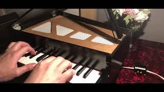 장난감피아노로 1분안에 추억찾기