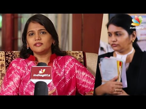 Theatre is essential for an Artist : Actress Vinothini Interview | Aandavan Kattalai