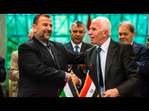 US: Hamas Must Disarm, Recognize Israel To Join Unity Government