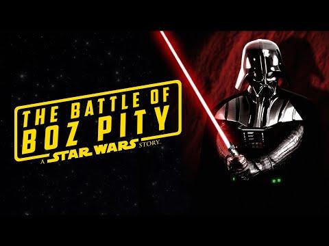 The Battle of Boz Pity | A Star Wars Story | Star Wars Fan Film