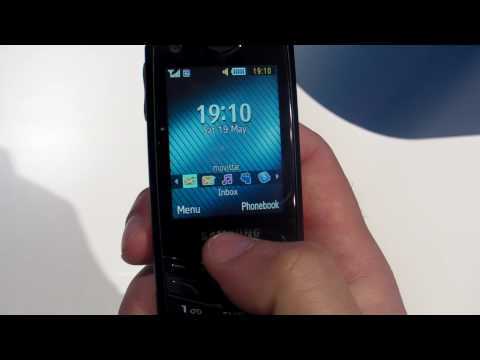 Samsung S5350 Shark & S5550 Shark 2 Review HD ( in Romana ) - www.TelefonulTau.eu -