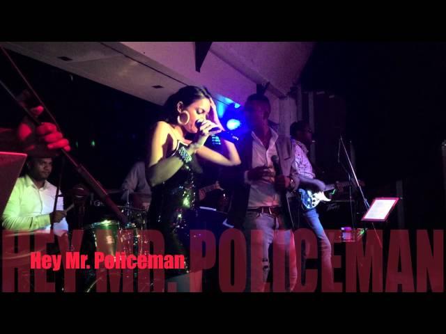 Policeman cover by Jennifer Bhagwandin