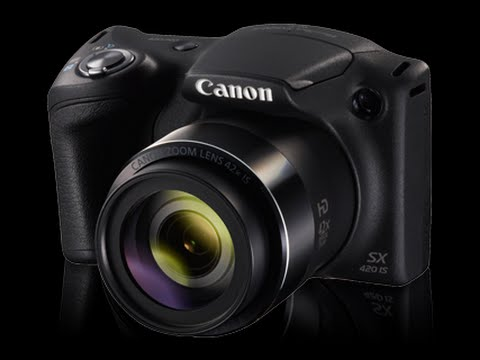 Canon Powershot SX420 IS Review | optical zoom effect - YouTube