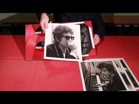 Bob Dylan – Music & Photos Unboxing