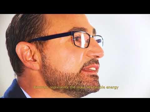 Presentación de Rodrigo O'Ryan, presidente de la Achbiom