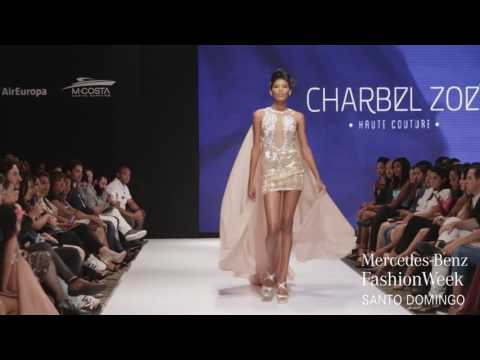 Charbel Zoe Mercedes Benz Fashion Week