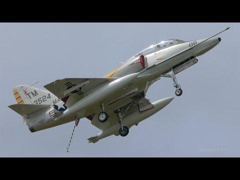 TA-4 Skyhawk Demo 5.1 Surround Sound Video (4K)