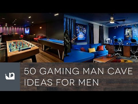 50 Gaming Man Cave Ideas For Men