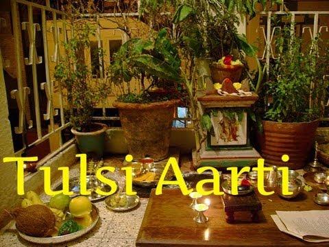 Jai Tulsi Mata Aarti By ANURADHA PAUDWAL [Full Video Song] Nau Deviyon Ki Aartiyan