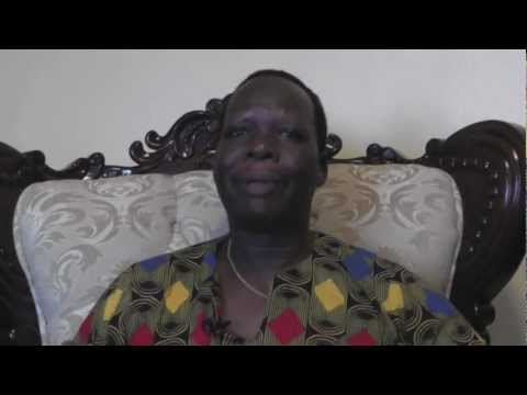 Simon Deng, Sudanese Activist, Enslaved at Nine Years Old