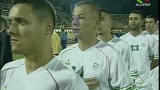 اغنية الفريق الوطني الجزائري الاغنية الافضل