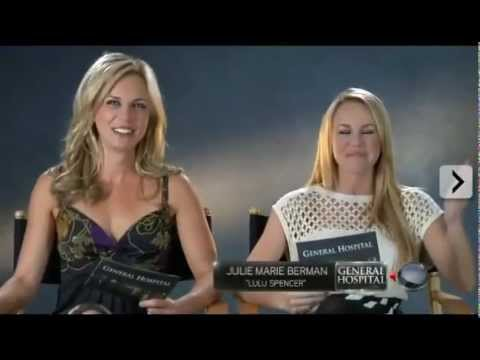 Ask GH!  Questions with Kelly Sullivan & Julie Berman