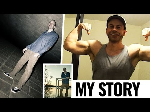 My MASSIVE natural body-building transformation and full program