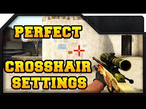 how to choose crosshair cs go