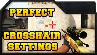 CS:GO - Find Your Perfect Crosshair Settings - Crosshair Script