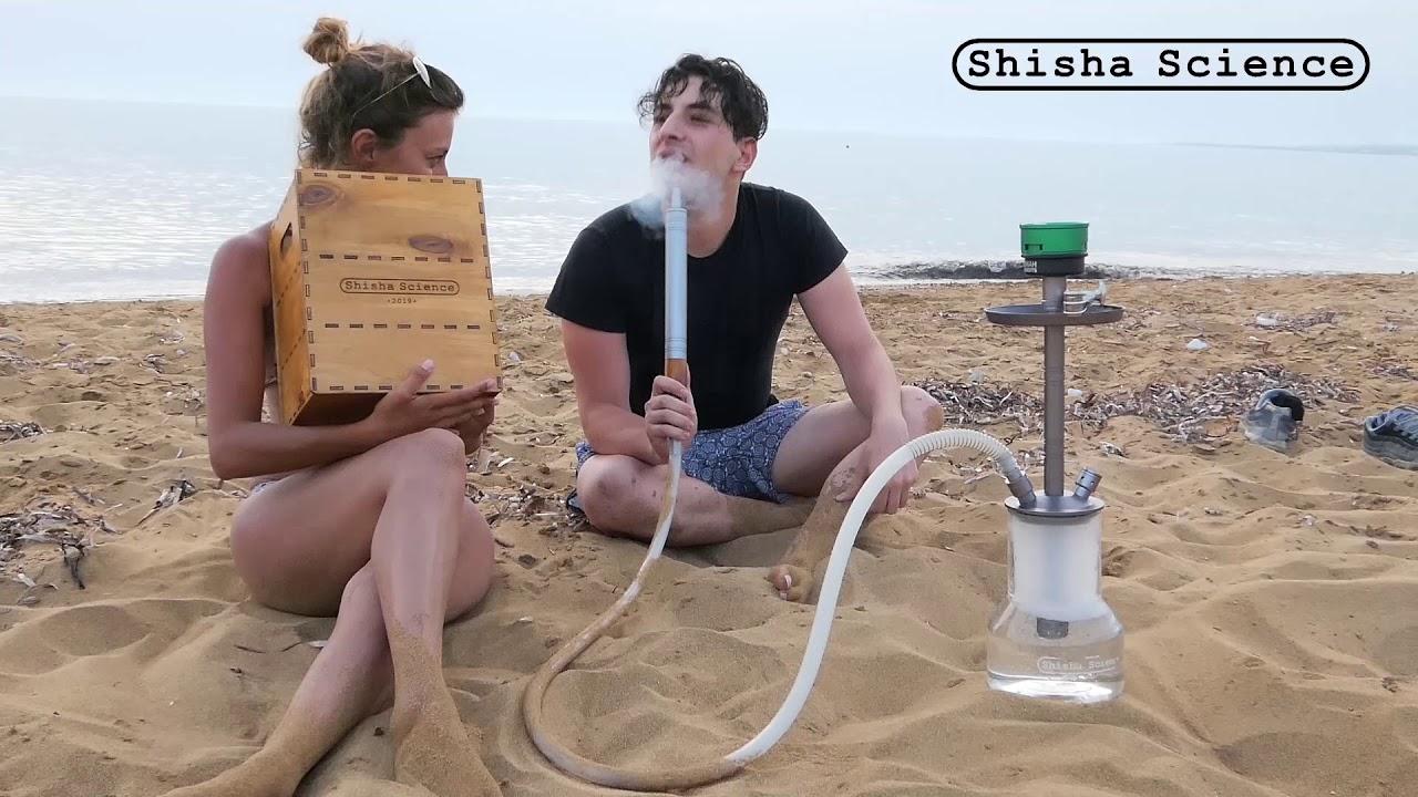 Shisha on the beach - Shisha Science