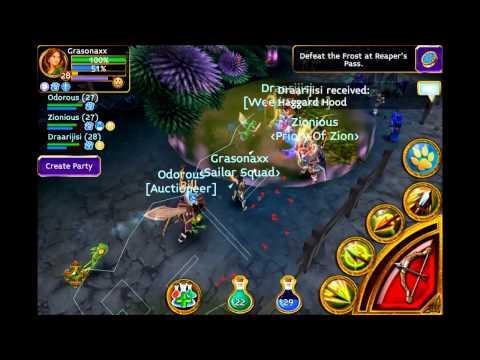 Arcane Legends | Road To 36 | Arcane Legends Gameplay