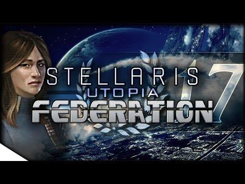 War of Liberation   STELLARIS: Utopia — Federation 17   1.6 Banks Update