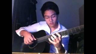 Bản Tình Ca Mùa Đông - Guitar Solo