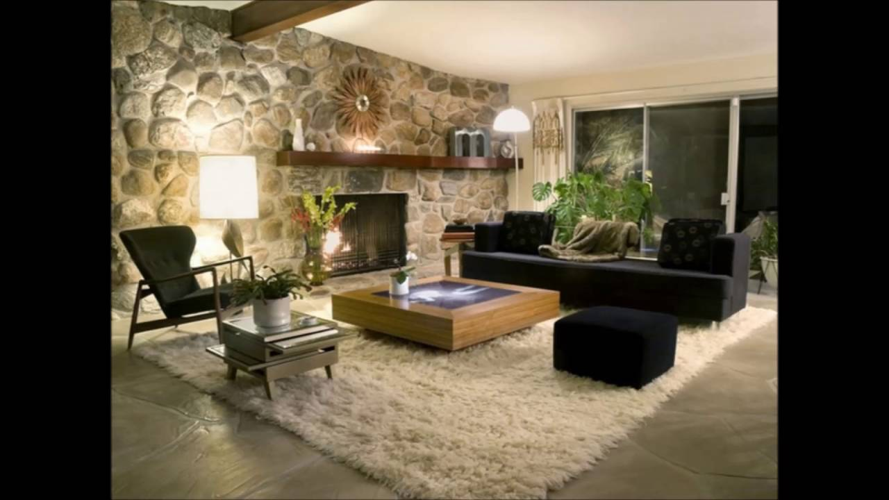 Modern Wood House Interior Design Youtube
