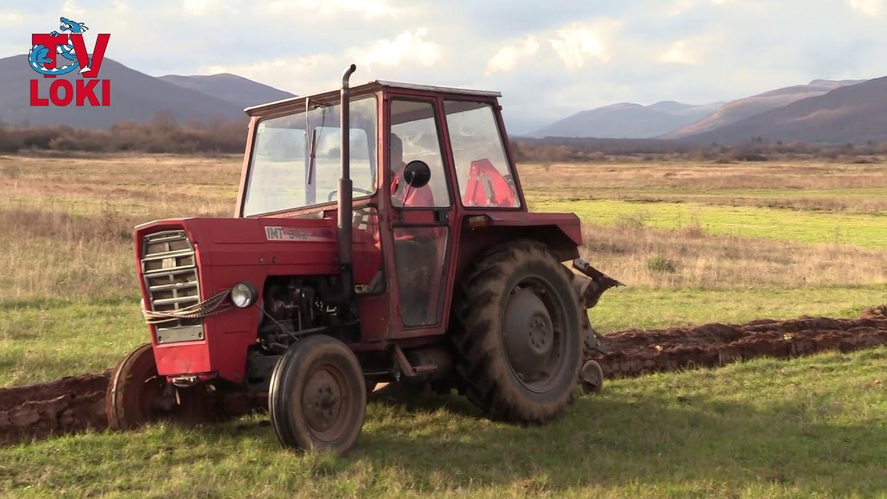 tractor imt 542 u oranju youtube rh youtube com Yugoslavia Tractor IMT 1970 559 IMT 539 Deluxe Tractor