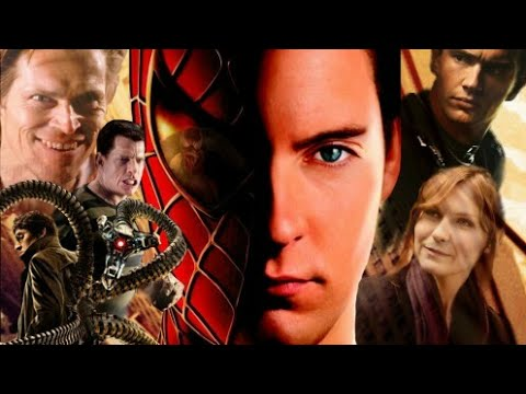 Spider-Man Trilogy Music Video Main Title by Danny Elfman
