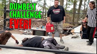 HEEL GRIM FINALLY GETS WHAT HE DESERVES! Chaotic Tornado Tag Team Challenge!