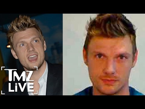 Backstreet Boy's Bar Brawl: Nick Carter Arrested | TMZ Live