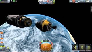 KSP: Near Earth Asteroid Rendezvous in RSS/RO