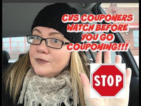 CVS COUPONERS MUST WATCH | TIPS & DEALS...