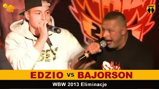 bitwa EDZIO vs BAJORSON # WBW 2013 GP Woli # freestyle battle