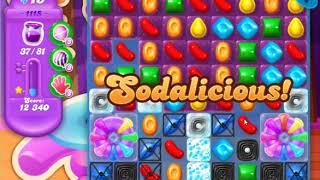 Candy Crush Soda Saga Level 1115