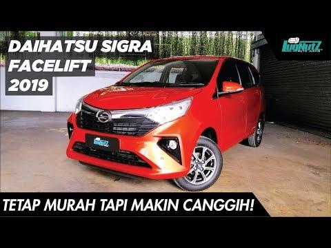 Daihatsu Sigra 2019 Tetap Murah & Makin Canggih Walau Cuma Facelift!