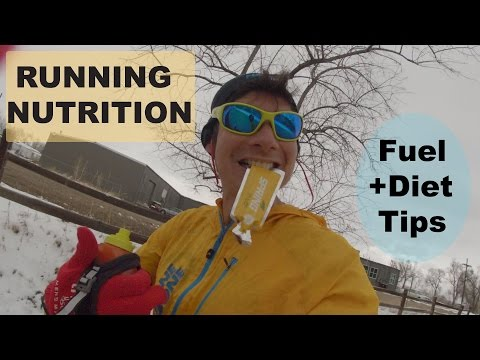 RUNNING DIET: MARATHON AND ULTRA FUEL, HEALTHY NUTRITION AND WEIGHT LOSS | Sage Running Tips