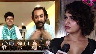 Fatima Sana Shaikh Wishes Aamir Khan A Speedy Recovery