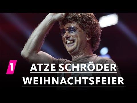 Atze Schröder auf der Weihnachtsfeier | 1LIVE Köln Comedy-Nacht XXL
