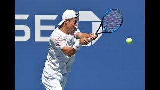 Marco Trungelliti vs Kei Nishikori | US Open 2019 R1 Highlights