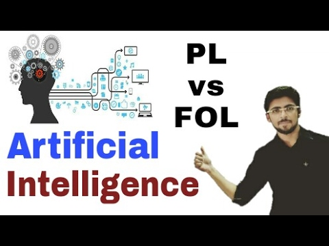 PL vs FOL | Artificial Intelligence | (Eng-Hindi) | #4