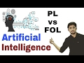 PL vs FOL | Artificial Intelligence | (Eng-Hindi) | #4