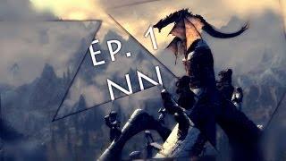 """The Elder Scrolls V: Skyrim. Ep.1 """"Незабываемая ночка"""""""