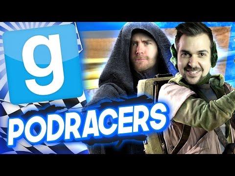BUILD | Gmod Podracer Challenge #1