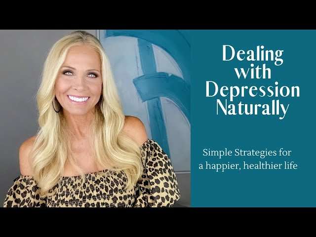 Overcome Depression Naturally
