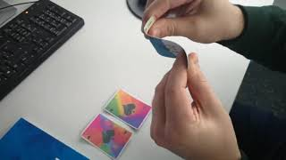 Produktkennzeichnung  Spielkarte (HP 5xx Serie)