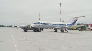 Прямое авиасообщение Камчатки с Магаданом налажено.