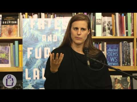 Lauren Groff introduces Fates & Furies at University Book Store - Seattle