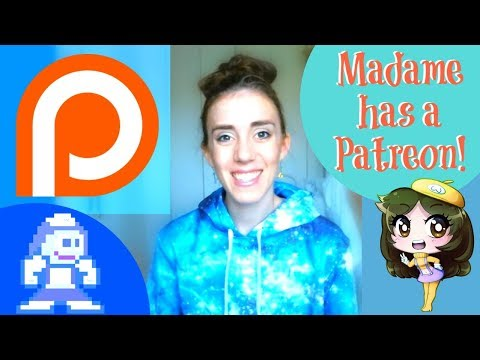 I have a Patreon!