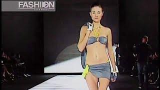 EMPORIO ARMANI Spring Summer 2004 Milan - Fashion Channel
